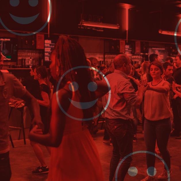 FESTIVAL NINKASI : LUNDI DE LA SALSA 3 SALLES 2 AMBIANCES