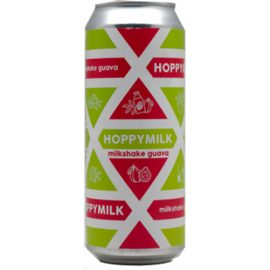 Hoppymilk Milkshake Guava – Stamn Brewing