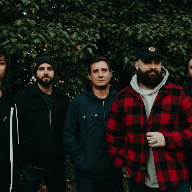 AUGUST BURNS RED + BURY TOMORROW & GUESTS