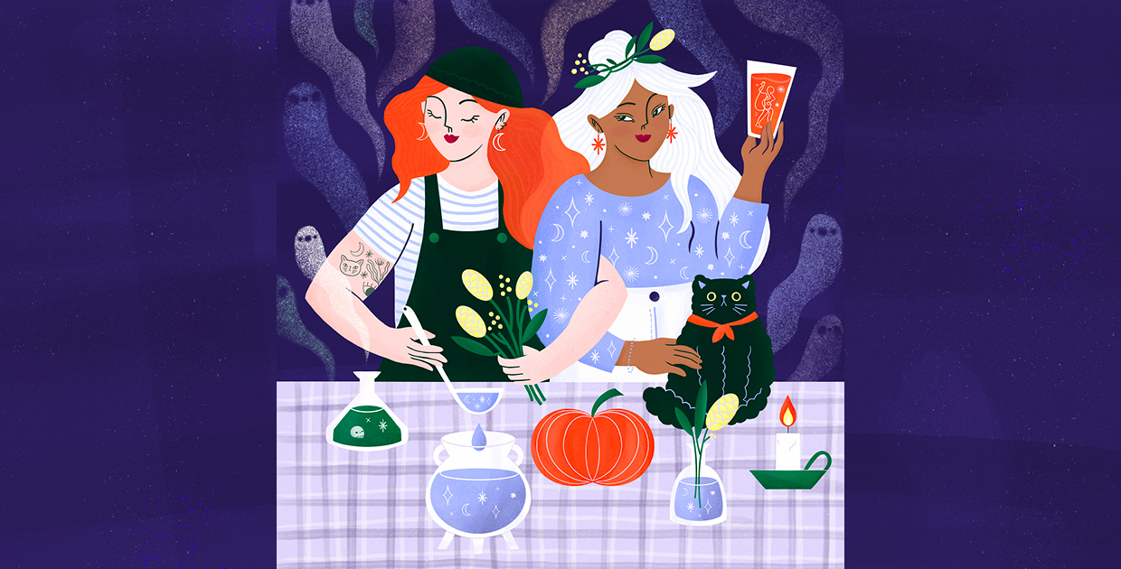 Halloween : What'S Up Witches ?