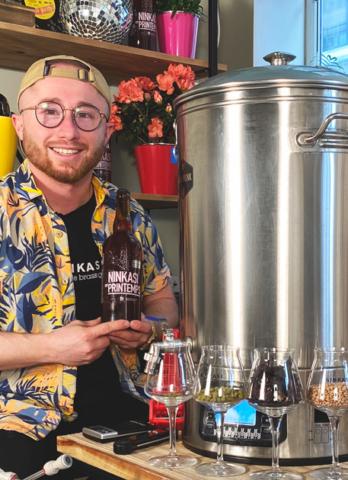 Comment brasser une bière avec des fleurs à la maison ?