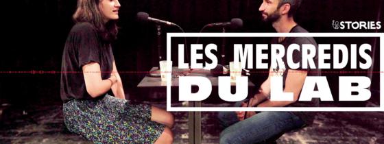 LES MERCREDIS DU LAB #9 : Claire Days