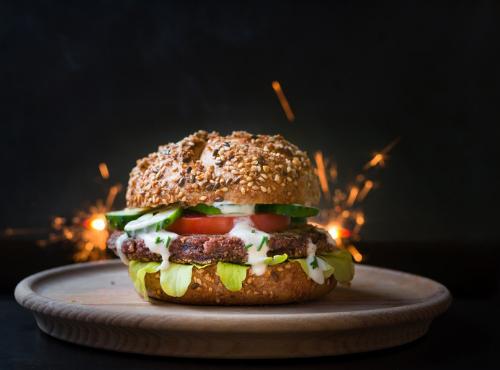 Bientôt un burger au simili carne ?