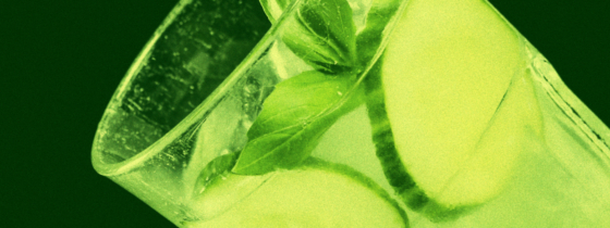 TUTO COCKTAIL DE LILYA #2 : le Cucumber & Basil Smash !