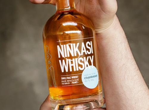 Le whisky Ninkasi, élevé, distillé et brassé à la française !