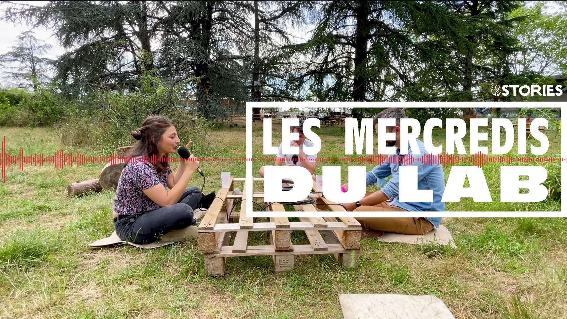 LES MERCREDIS DU LAB #10 : Lucile