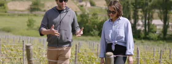 LILYA IN THE SKY #2 : A la rencontre d'un vigneron et d'un caviste
