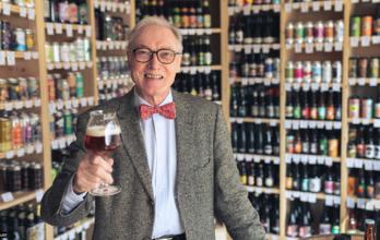 Sur le comptoir de Lysanne : l'histoire de la bière avec Hervé Marziou