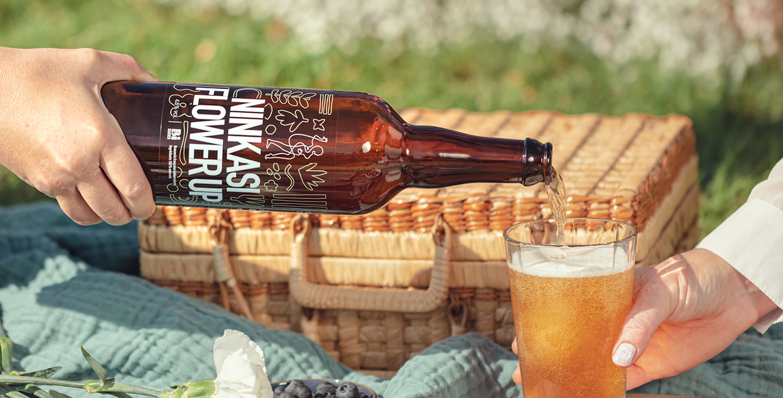 La Flower Up : quand bière rime avec douceur