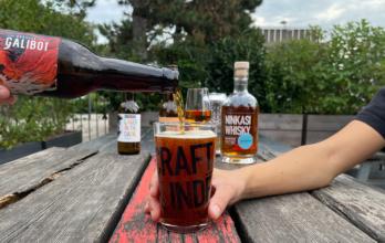 Hauf & hauf, boiler maker : l'art de mélanger bière et whisky