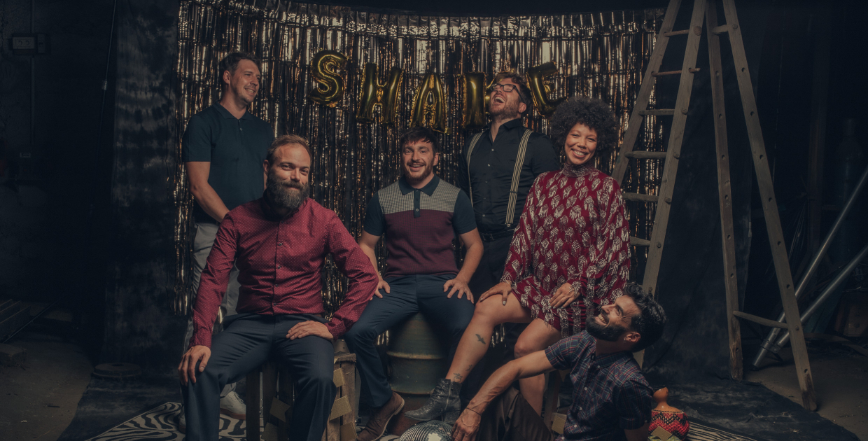Dynamita's Night : The Buttshakers + Maltfunk + T-Groove