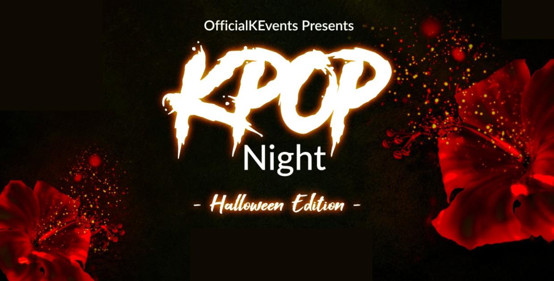 Halloween KPop & KHiphop Night