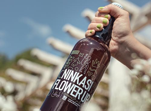 Elle est pas belle cette bouteille ?