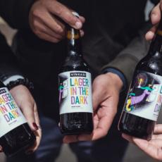 La Lager in the dark : une brune pas comme les autres